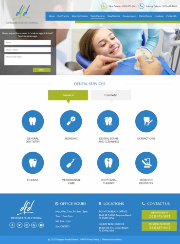 DFD Dental Services