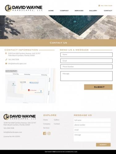 Website Design Boynton Beach, Florida