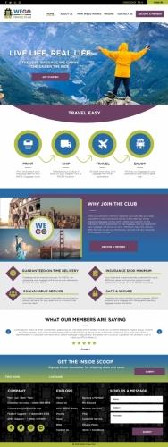 WEGO Homepage